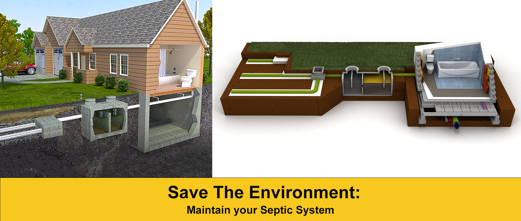 Save The Environment: Maintain Your Septic System