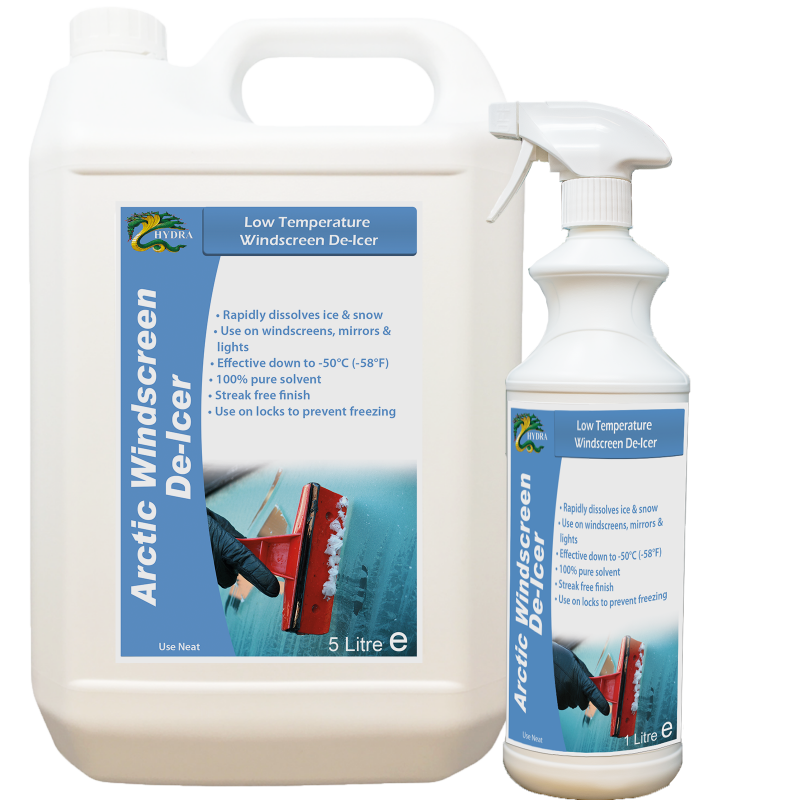 Hydra Arctic Windscreen DEICER (Deicing Spray)