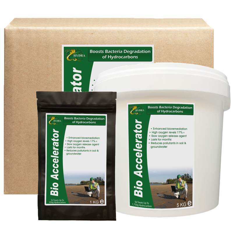 Hydra Bio Accelerator  (Soil & Ground Water Remediation)