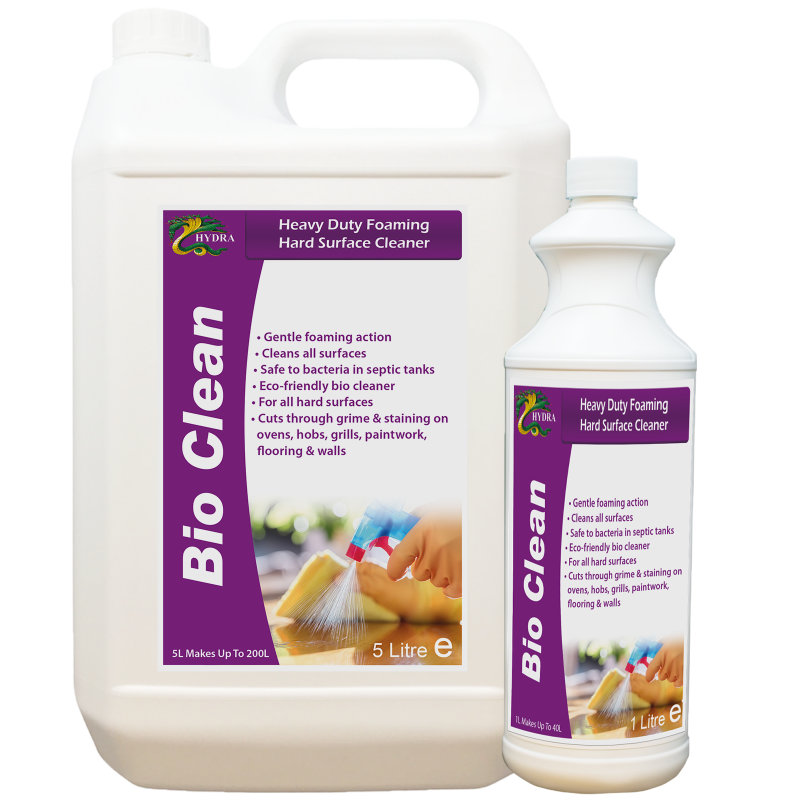 Hydra Bio Clean (Kitchen Surface Cleaner)