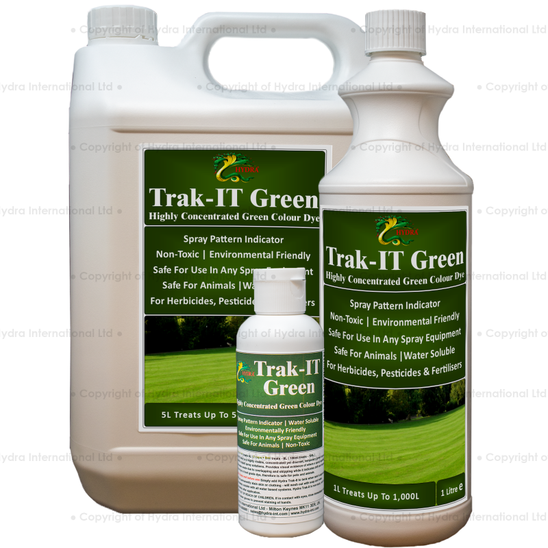 Hydra Trak-It Green