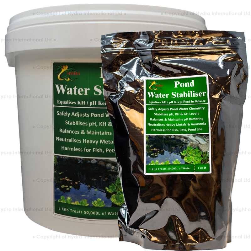 Hydra Pond Water Stabiliser