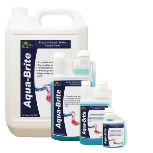Hydra Aqua-Brite (Keeps Dyed Water Clean in Fountains and Water Features)