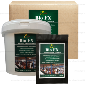 Hydra Bio FX (Food Industry Waste Treatment)