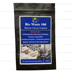 Hydra Bio Waste 500 (Bacteria Enzyme Treatment)