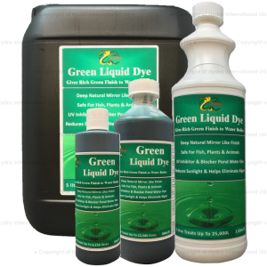 Hydra Green Liquid Dye