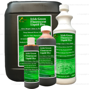 Hydra Irish Green Fluorescent Water Dye (Liquid)