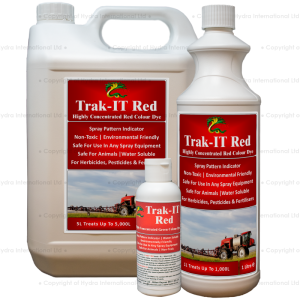 Hydra Trak-It Red