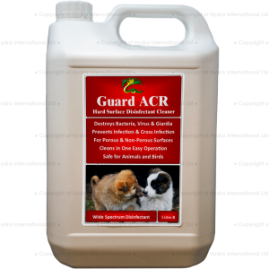 Hydra Guard ACR (Hard Surface Disinfectant Cleaner)