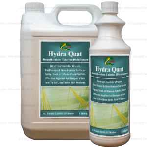 Hydra Quat (Fishing Net Disinfectant)