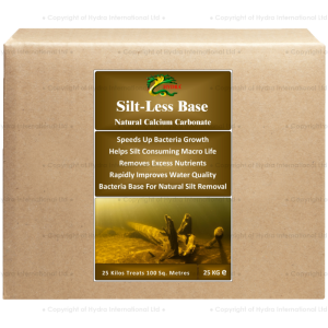 Hydra Silt-Less Base (Part-1 of Organic Silt Treatment For Lakes)